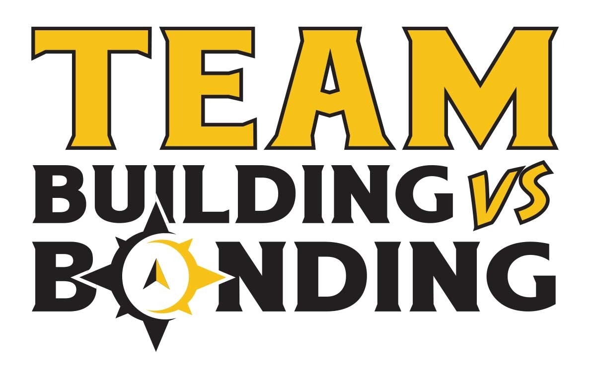 teambuildingvsteambonding